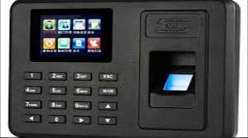 Biometric Time Attendance System - Micro In It Solution