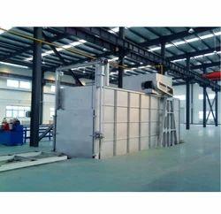 Aluminium Aging Furnace