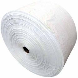 White PP Woven Fabric Rolls