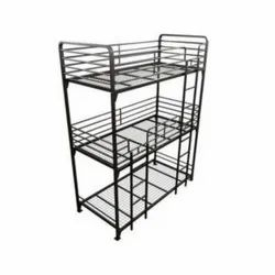 Triple Bunk Bed, For Hostel