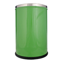 Plain Open & Perforated Open Dustbin