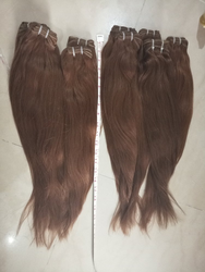 Colored Human Hair Extensions