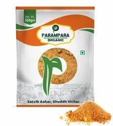 Parampara Organic Natural Jaggery Powder ( Gud Powder)