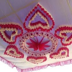 Printed Wedding Tent