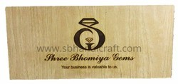 Personalized Company Chocolate Wooden Boxes - Corporate Gifting