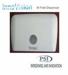 Innovision M Fold Dispenser