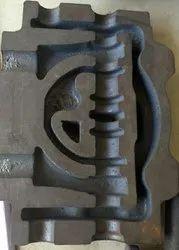 Solenoid valve Shell Moulding Casting