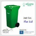 Garbage Waste Bin 240 Ltr Wheeled