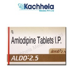 Aldo 2.5mg Tablet