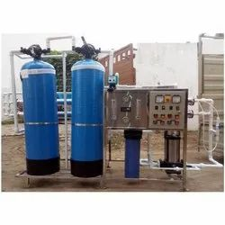 1000 LPH RO Plant With Ultraviolet