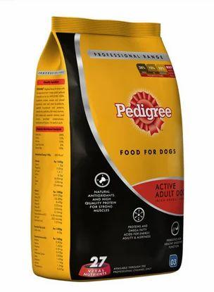 Pedigree Dog Food Active Adult