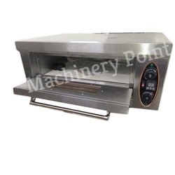 1 Deck 1 Tray Mini Electric Pizza Oven with Timer