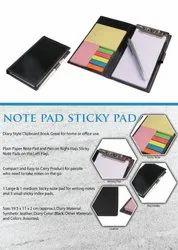 Note Pad Sticky Pad