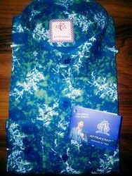 Slim Fit Male Attrayant Prints Shirt, Packaging Type: Box