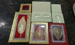 Wooden Jewelry Gift Box