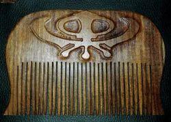 Original Lumber Sikh Comb