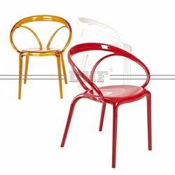 Plastic Standard Curveura Dining Chair