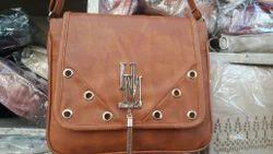 Leather Brown Handbag