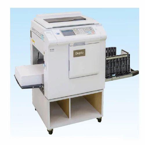Print Floor Stand Model DP-F850 Digital Duplicator, 300dpi X 600dpi (scan,Print), 100-240v,50/60hz