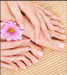 Women Normal Pedicure Service