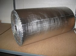 12mm Woven Aluminium Fabric Insulation Sheet