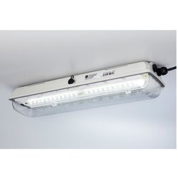 STAHL Series 6402/4 LED EXLUX Linear Luminaire, 220 - 240 Vac, 200 - 250 Vdc