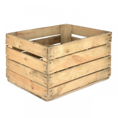 Wooden Fruits Box At Rs 1000 Piece