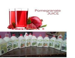 Sovam Red Organic Pomegranate Juice, Packaging Size: 500 ml, Packaging Type: Bottle