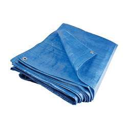 Blue Poly Tarpaulin
