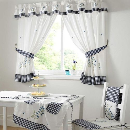 Designer Window Curtain