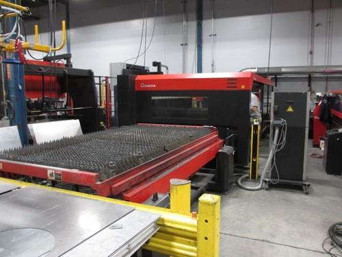 Used Co2 Laser Cutting Machine Second Hand Laser Cutting