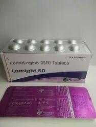 Lamotrigine 50mg Tablets (Lamight 50)