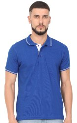 Mens Corporate Polo Neck T Shirts