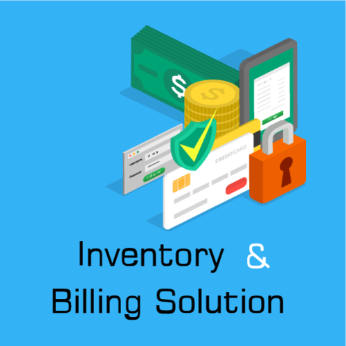 Inventory & GST Billing Software System