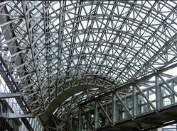 Mild Steel Structure, Size: 80 & 100 Feet
