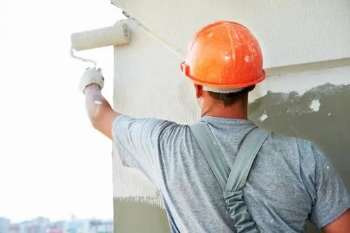 Wall Painting Exterior Services