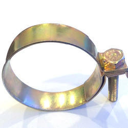 Brass Hose Clip