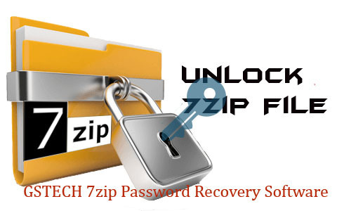Gstech 7 Zip Password Recovery Software