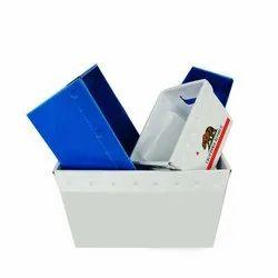 pp corrugated bins
