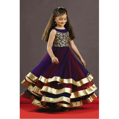 Girls Long Frock at Rs 150  piece  58f15c81012a