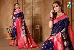 Banarsi Silk Saree Indian Saree