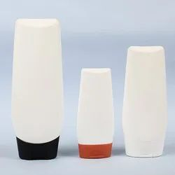 Plastic Oval Stand Up Bottle