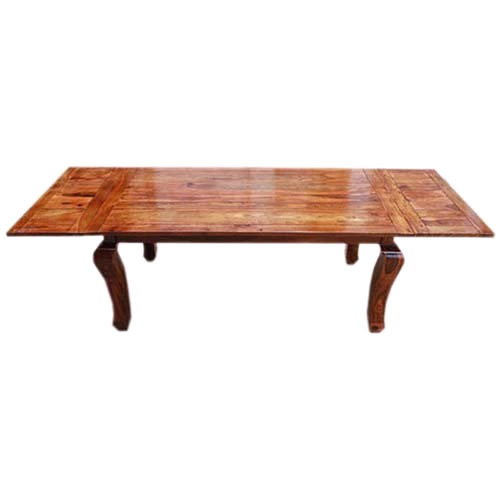 Wooden Brown Dining Table Size Small