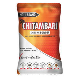 50 Gm Chitambari Shining Powder For Brass