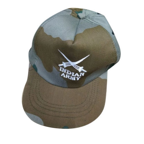 833f3c5306300 Unisex Free Size Indian Army Uniform Cap