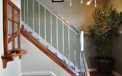 Cable Stainless Steel Staircase Design Railing