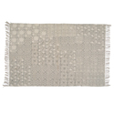 Hand Block Cotton Printed Designer Living Room Rug
