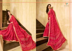 Triveni Launch Sutraa Vol 3 Fancy Printed Daily Wear Designer Saree