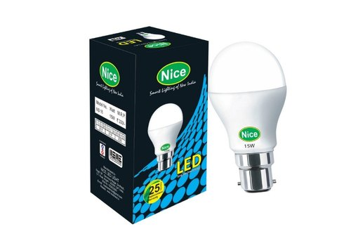 Cool Daylight 15 W 15 Watt B22 Cool Day Light LED Bulb BIS APPROVED, 15W