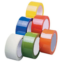 Red And Orange Self Adhesive Packaging Tape